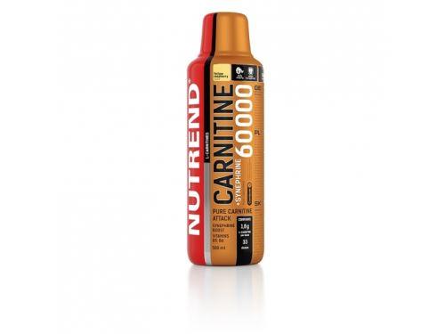 nápoj Nutrend CARNITINE60000+Synephrine 500