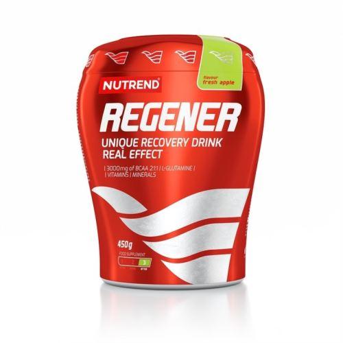 Napój regenerujący NUTREND Regener - 450 g Zielone jabłko