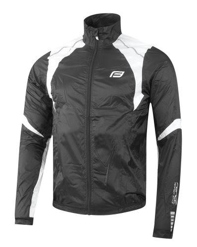 kurtka FORCE X53- czarna, biała
