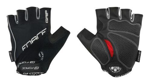 rukavice FORCE GRIP gel, černé