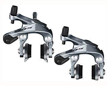 Hamulce szosowe SHIMANO 105 BR-R7000 R55C4, 51mm - srebrne