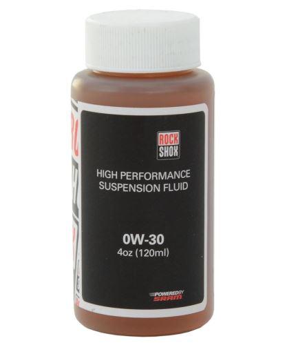 Rock Shox olej Pike pro 0-W30, 120 ml