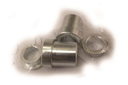 Adapter symulatora ELITE dla osi przelotowej 135 x 10 mm i 135 x 12 mm dla symulatora SUITO