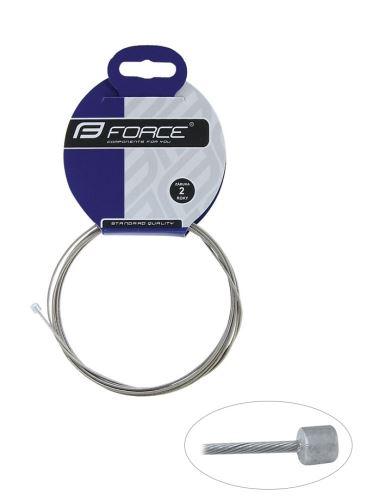 kabel FORCE 2,0m / 1,2mm STAL NIERDZEWNA