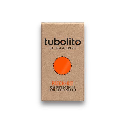 TUBOLITO TUBO FLIX KIT - zestaw naprawczy do kleju - 10 łatek