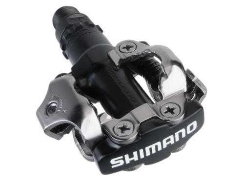 Shimano PD-M520 Pedały + walizki, SPD