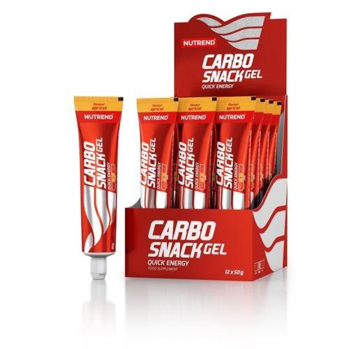 Nutrend Carbosnack Tuba - Różne smaki