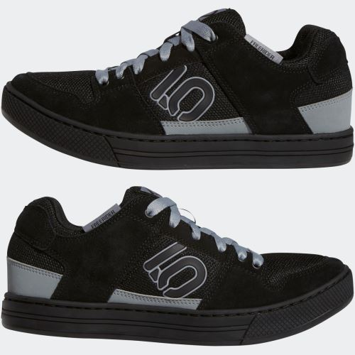 Obuv FiveTen Freerider - CORE BLACK / GREY / CLEAR GREY