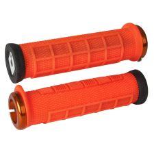 Gripy MTB ODI Elite Pro Lock-On - Různé barvy