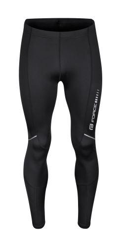 Spodnie FORCE Z68 w talii bez wkładki, czarne