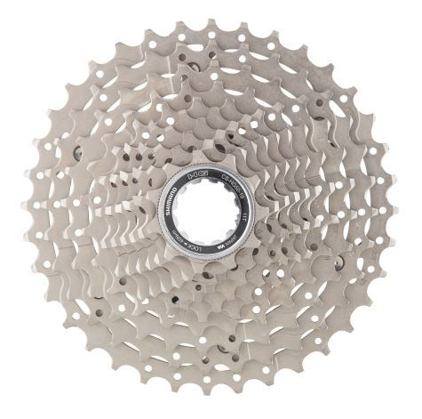 Shimano Deore cassette CS-HG50 Dyna-sys - 10 sp - 11-36