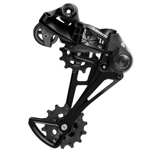 Przerzutka SRAM NX Eagle, 12 biegów, czarna