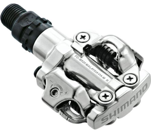 Pedály Shimano PD-M520 + kufry, SPD