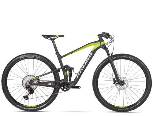 Rower XC z pełnym zawieszeniem Kross Earth 3.0 2020
