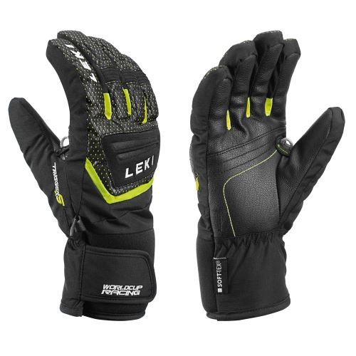 Glove Gloves Worldcup S Junior black-ice lemon 040