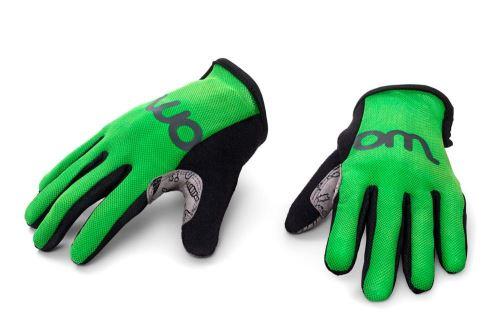 Dětské rukavice WOOM - Zelená - různé velikosti