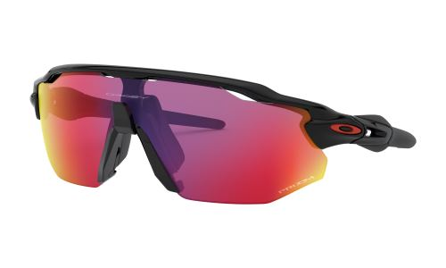 Brýle Oakley Radar EV Advancer Polished Black / PRIZM Road