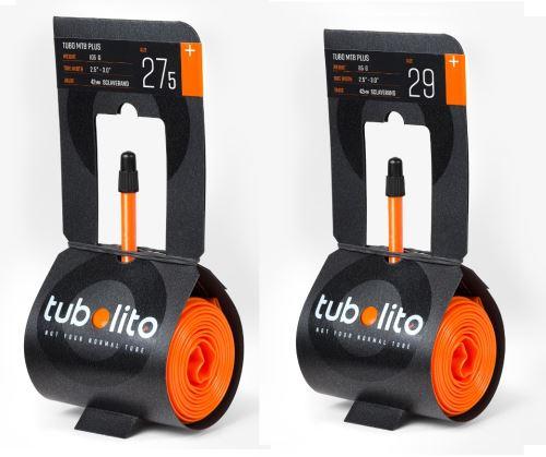 Tuba TUBOLITO MTB Plus 27,5x2,5-3,0 SV42, 105g, 1szt