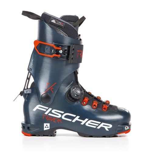Skialpové boty Fischer TRAVERS TS 20/21 - použité