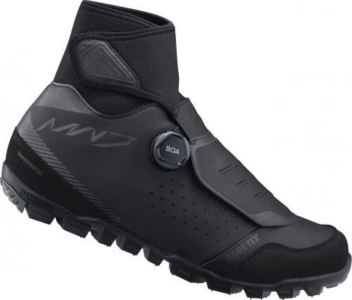 Buty zimowe MTB SHIMANO SH-MW701ML, czarne