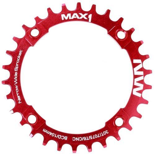 Nadajnik MAX1 wąski szeroki czerwony