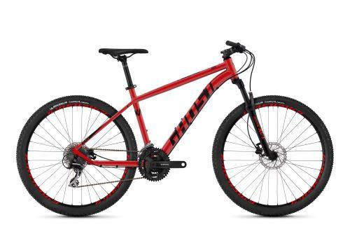 Rower górski GHOST Kato 2.7 AL zamieszek czerwony / noc czarny 2019