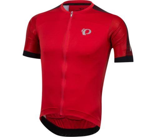 Koszulka z krótkim rekawem PEARL iZUMi ELITE PURSUIT, ROGUE czerwona DIFFUSE