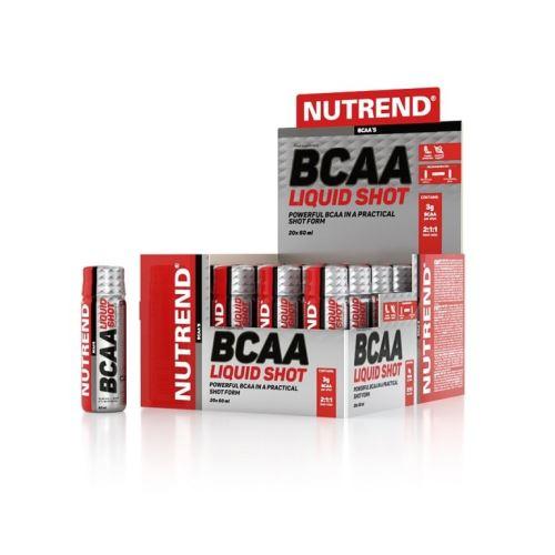 Nutrend BCAA Liquid Shot 20x60ml drink