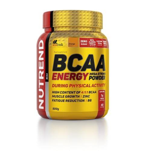 napój Nutrend BCAA Energy Mega Strong Powder 500g - Różne smaki