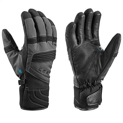 rękawiczki LEKI eleMents Palladium z czarnym węglem