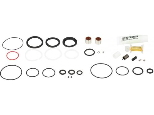 Servisní kit RockShox - 200 HOUR/1 YEAR SERVICE KIT - DELUXE/DELUXE REMOTE A1-B2 (2017-2020)/DELUXE NUDE B1+ (2019