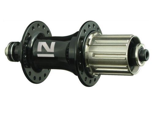 Náboj Novatec F162SB, zadní - černý (N-logo)