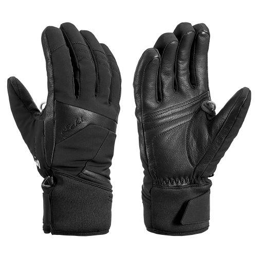 Rękawiczki LEKI Wyposażyć w GTX Lady czarny 6.0