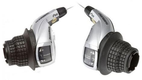 Sortowanie Shimano Revoshift SL-RS47 - obrotowe - 3x7