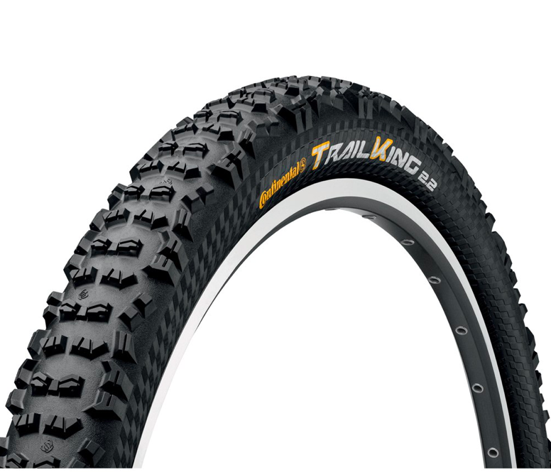 Plášť CONTINENTAL TRAIL KING ProTection - kevlar 2,4 x 27,5 2017