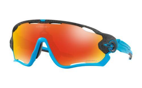Brýle Oakley Jawbreaker Aero Grid Grey / PRIZM Ruby skla