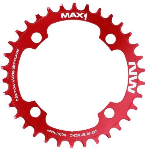 Převodník MAX1 Narrow Wide Červená