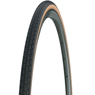 Plášť Michelin DYNAMIC CLASSIC (700), černý s hnědým bokem - Různé šířky