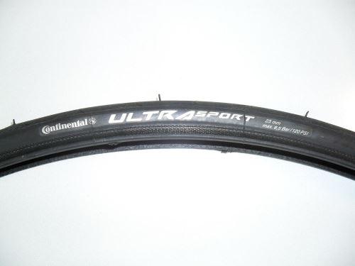 """Plášť Continental - road Ultra Sport 28"""" 622 - Drát - Různé varianty"""
