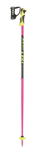 Hole Leki WCR Lite SL 3D, neonpink-black-neonyellow - Různé délky