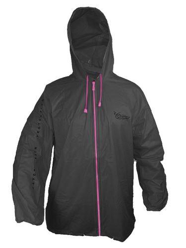 Płaszcz przeciwdeszczowy HAVEN CLASSIC II Graphite Grey / Pink