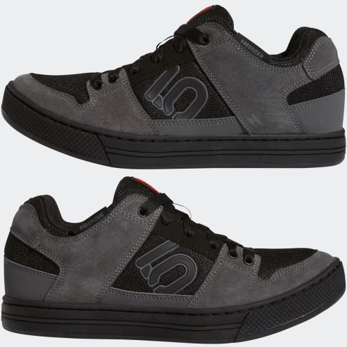 Obuv FiveTen Freerider - GREY FIVE / CORE BLACK / RED