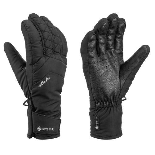 Rękawiczki Rękawiczki Sveia GTX Lady czarne 060