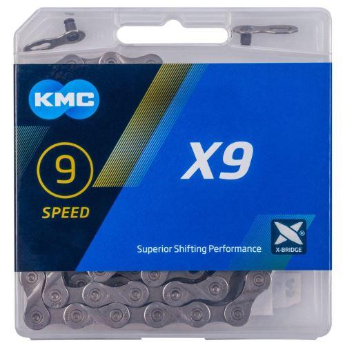 ŁAŃCUCH KMC X-9.73