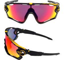 Brýle OAKLEY Jawbreaker TDF MttBlk w/ PRIZM Road