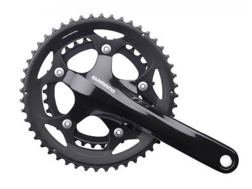 Kliky silniční - cyklokrosové Shimano FC-R460 48x34