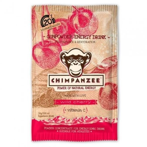 Drink Chimpanzee Gunpowder Energy 30g - Różne smaki