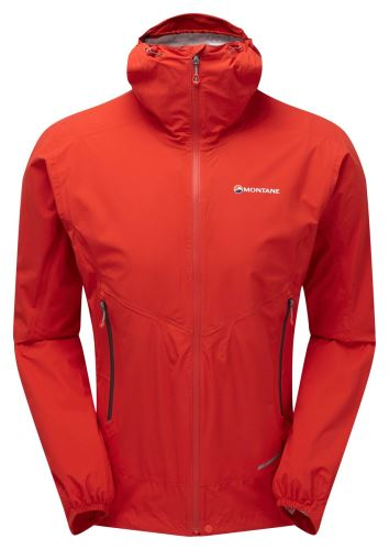 Męska kurtka MONTANE Minimus Stretch Ultra Red