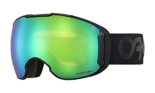 Brýle OAKLEY Airbrake XL Factory Pilot Blackout / Prizm Snow Jade Iridium