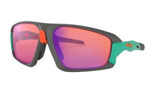 Okulary Oakley Field Jacket Matt Dark Grey / PRIZM Trail